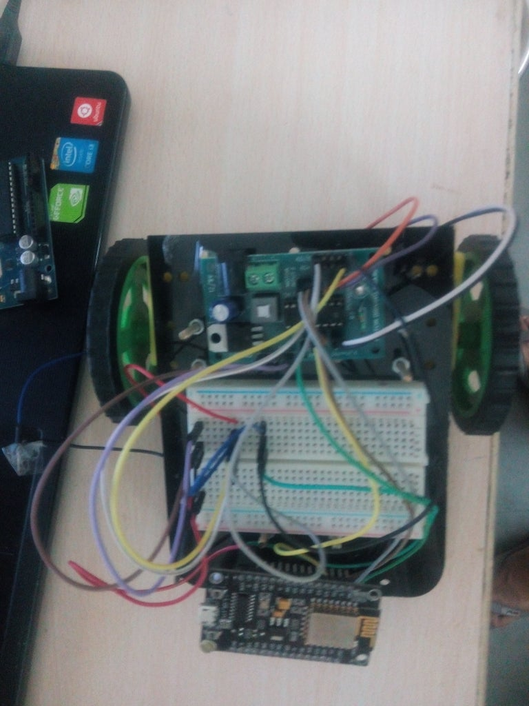Robot Is Ready-