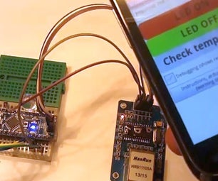 The Cheapest and Simplest Method to Control Arduino Through Ethernet