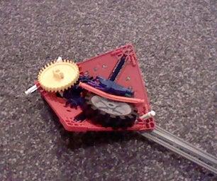 Knex Parts Shovel / Spade.