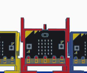 Micro: Bit Robot Case!