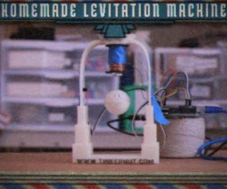 Homemade Levitation Machine
