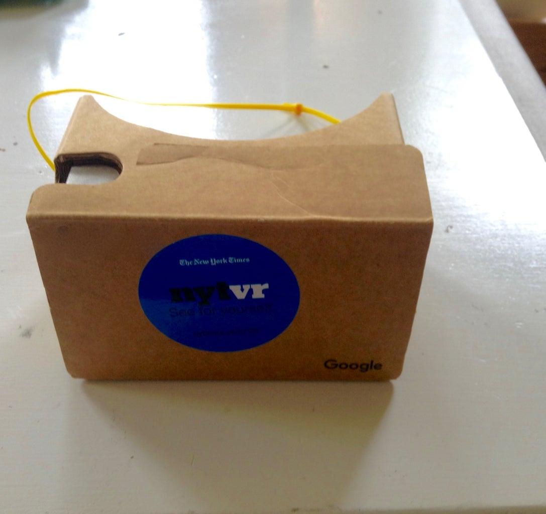 Google Cardboard Mods