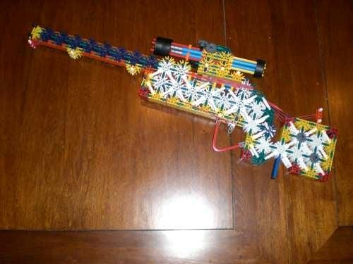 Knex M40A3 Sniper Rifle Preview