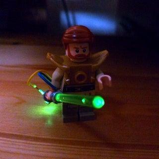 LED Lego Light Saber