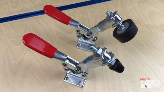 Enjoy Your New Toggle Clamp