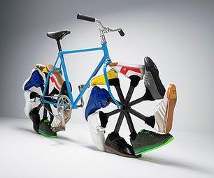 Bike That Walks!!!!