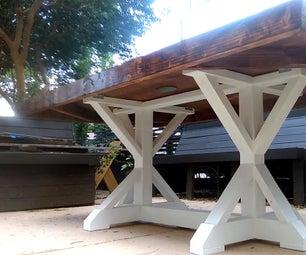 Farmhouse Table Sold!