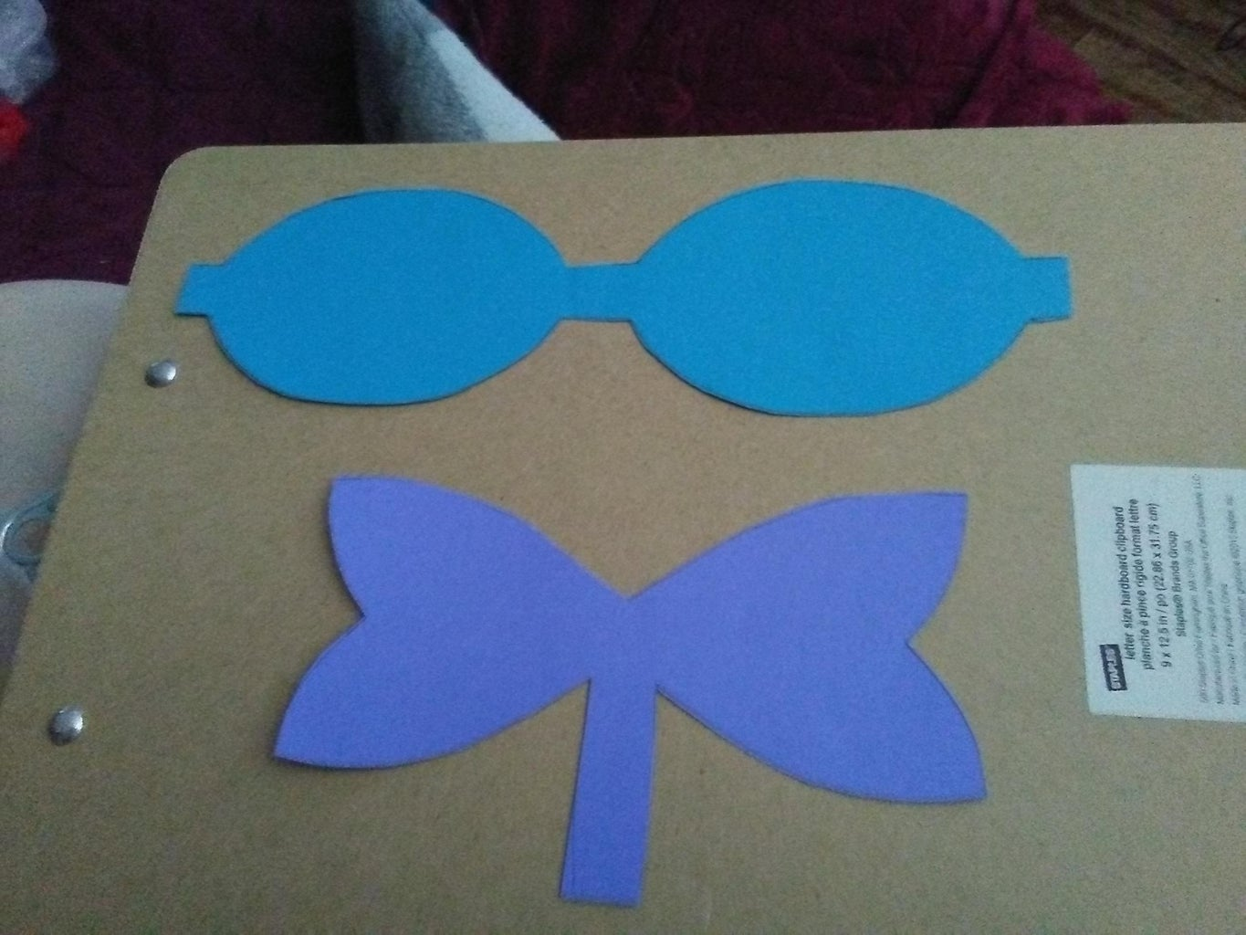 Step 1: Paper Bow