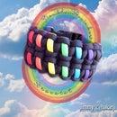 Double Rainbow Bracelet