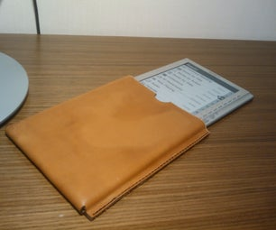 A Leather Ebook Case, 21st Century Style