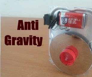 How to Make Anti Gravity Wheel