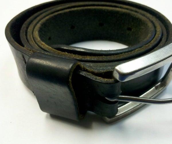 Belt Repair: 101