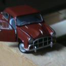 model car (hindustan ambassador mark 2)