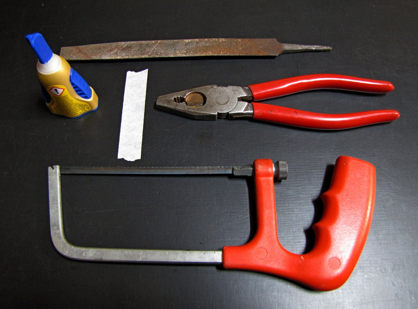 Parts and Tools ...