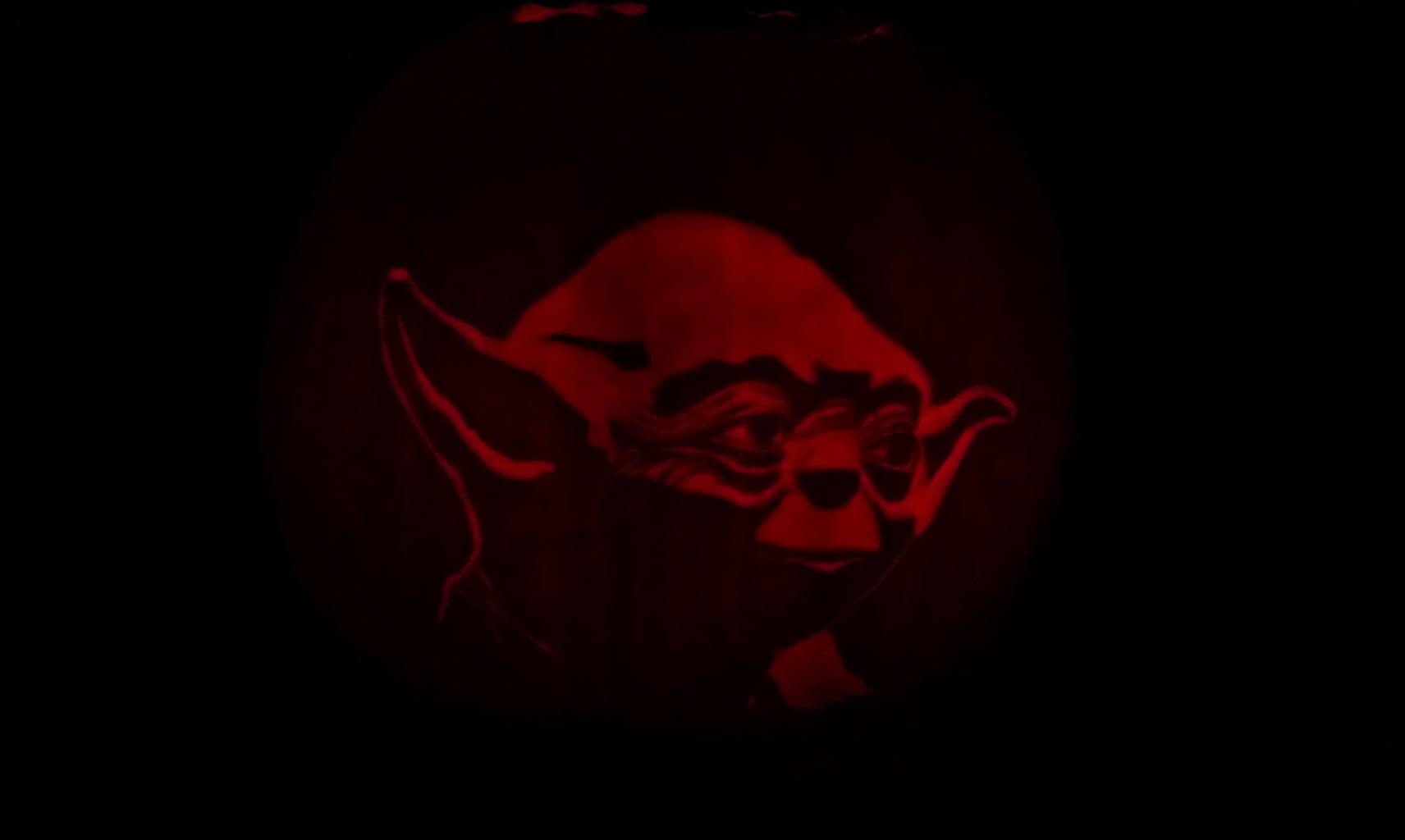 Carve Great Looking Pumpkins Easily