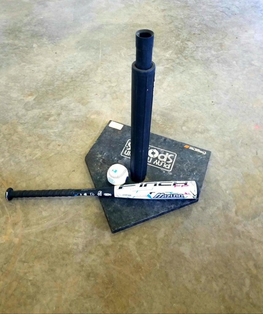 Equipment: Bat, Ball, Tee