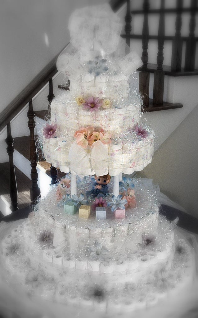 101 Things to Do With a Diaper Cake