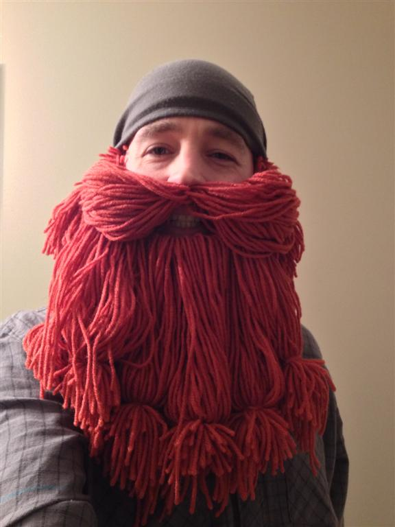The Yarn Beard