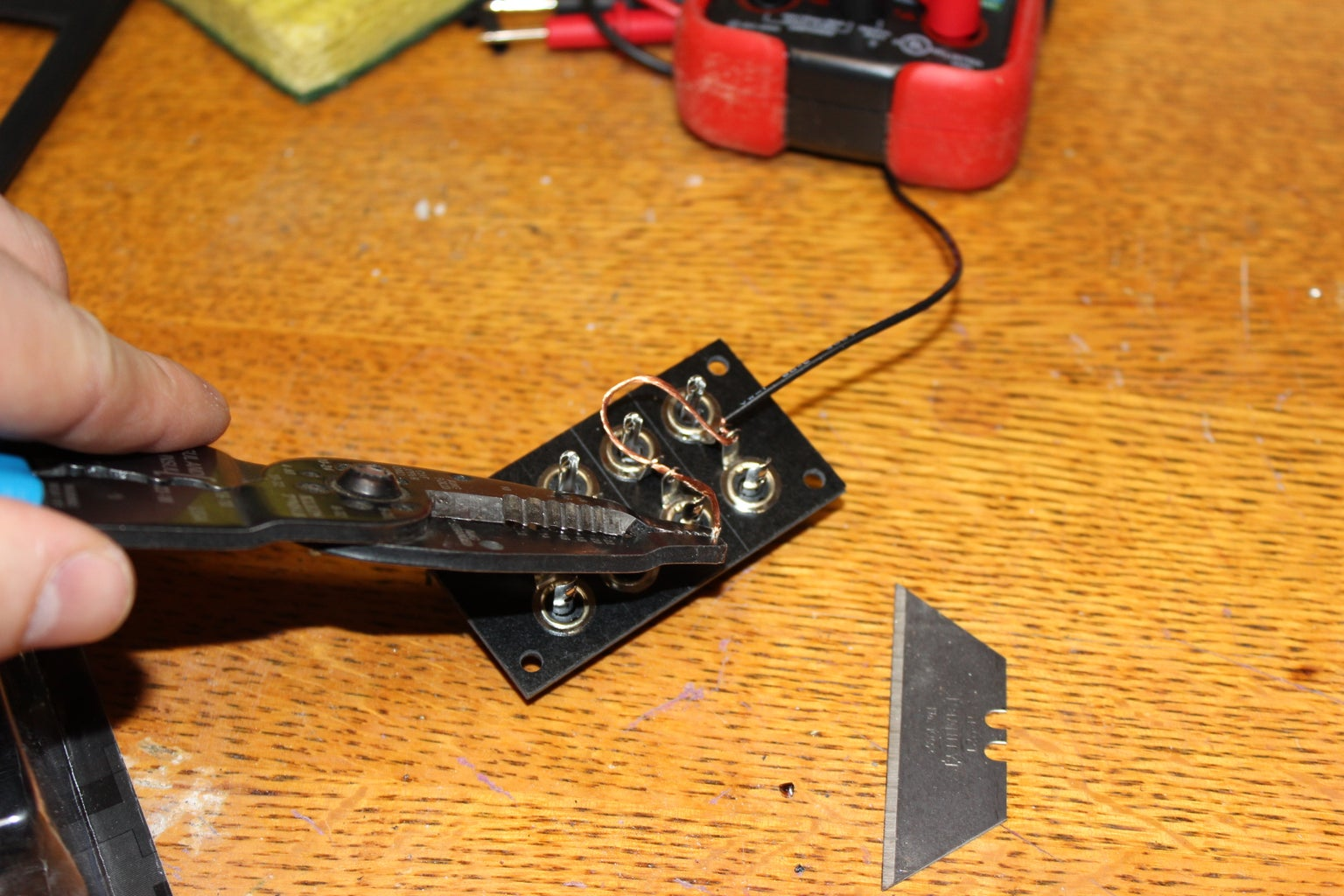 Wiring the Jack Boards