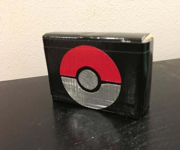 Pokémon Card Deck Holder