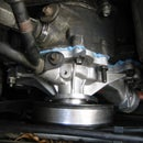 Installing a new water pump on a '95 Ford Taurus