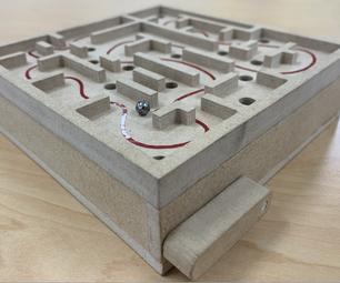 Hand-held Labyrinth