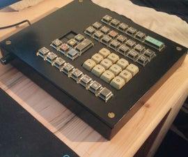 Hotkey Keypad From Cash Register