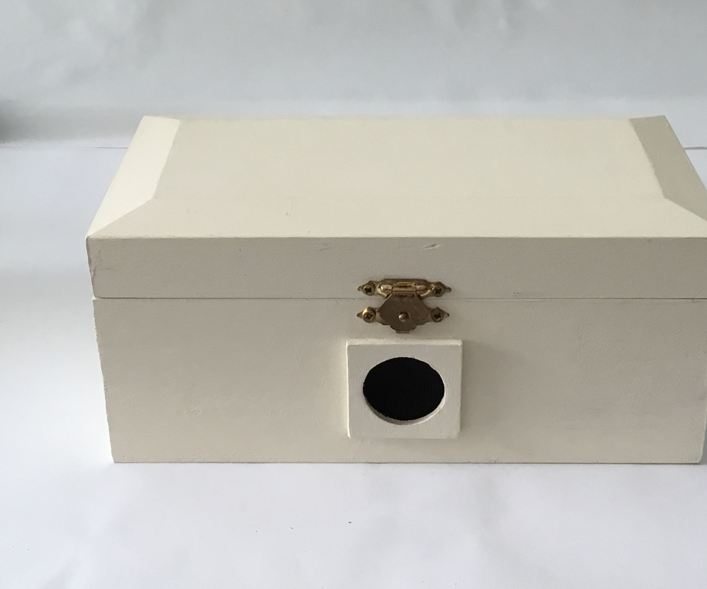 Arduino Music Box With Lyrics Display