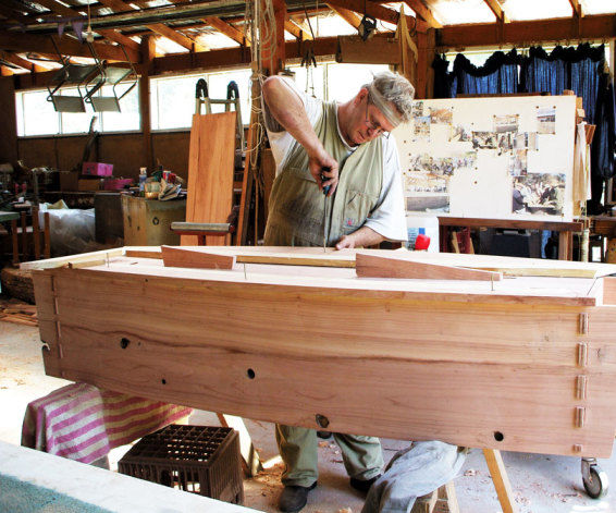 How to Make a Coffin