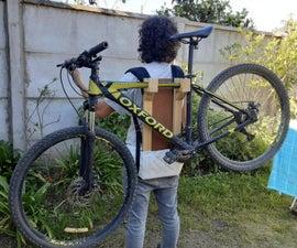 山地自行车背包