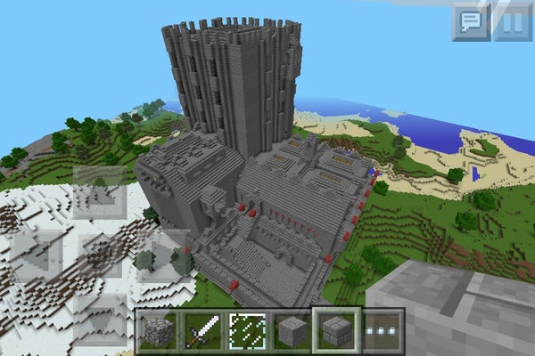 Minecraft Medieval Stronghold Semi-guide