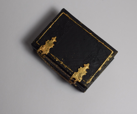Pirate Book Treasure Box