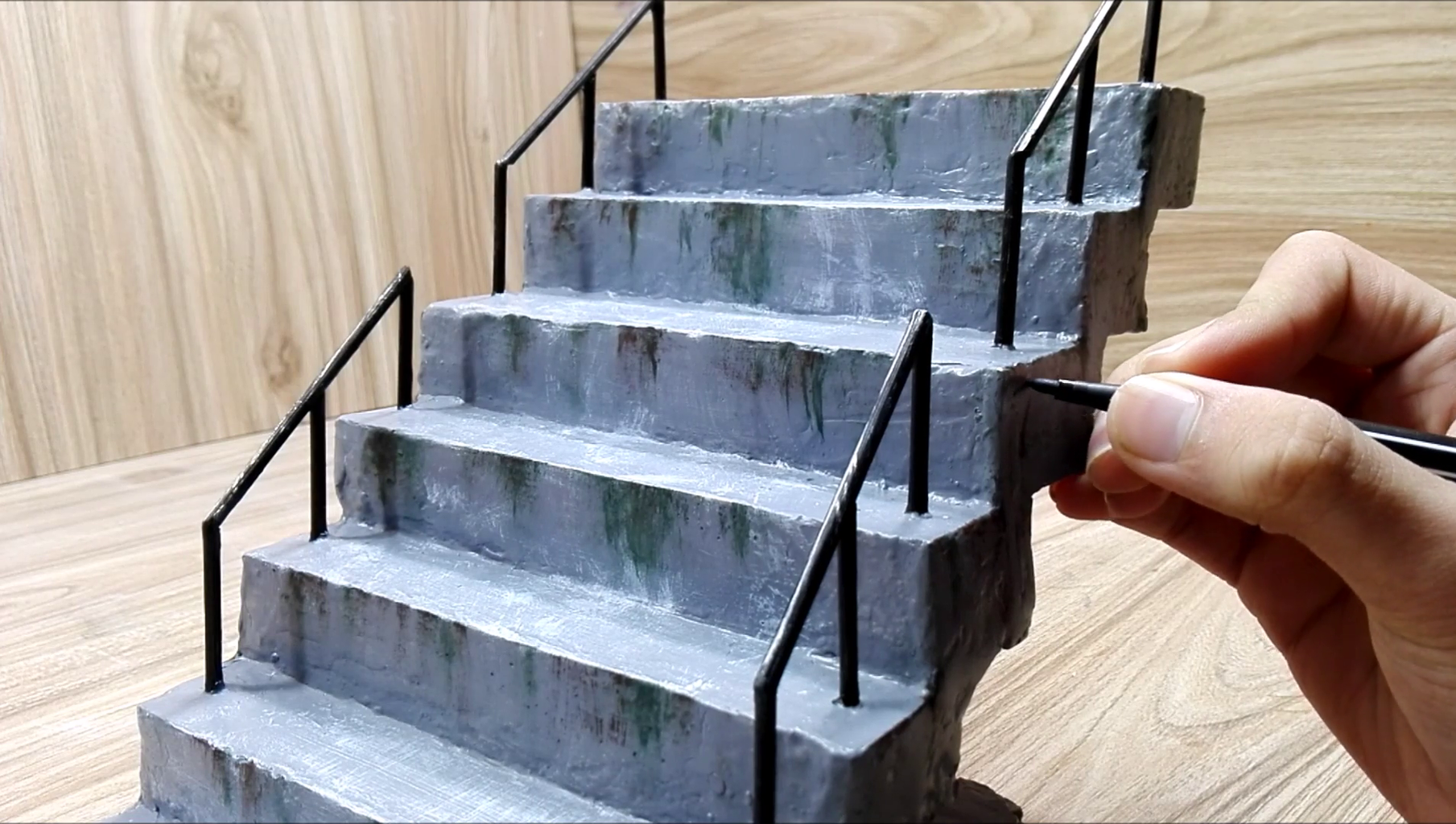 Making of Stairs