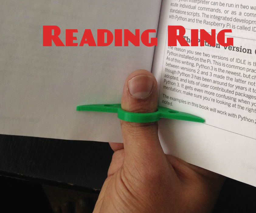 Book Reading Ring