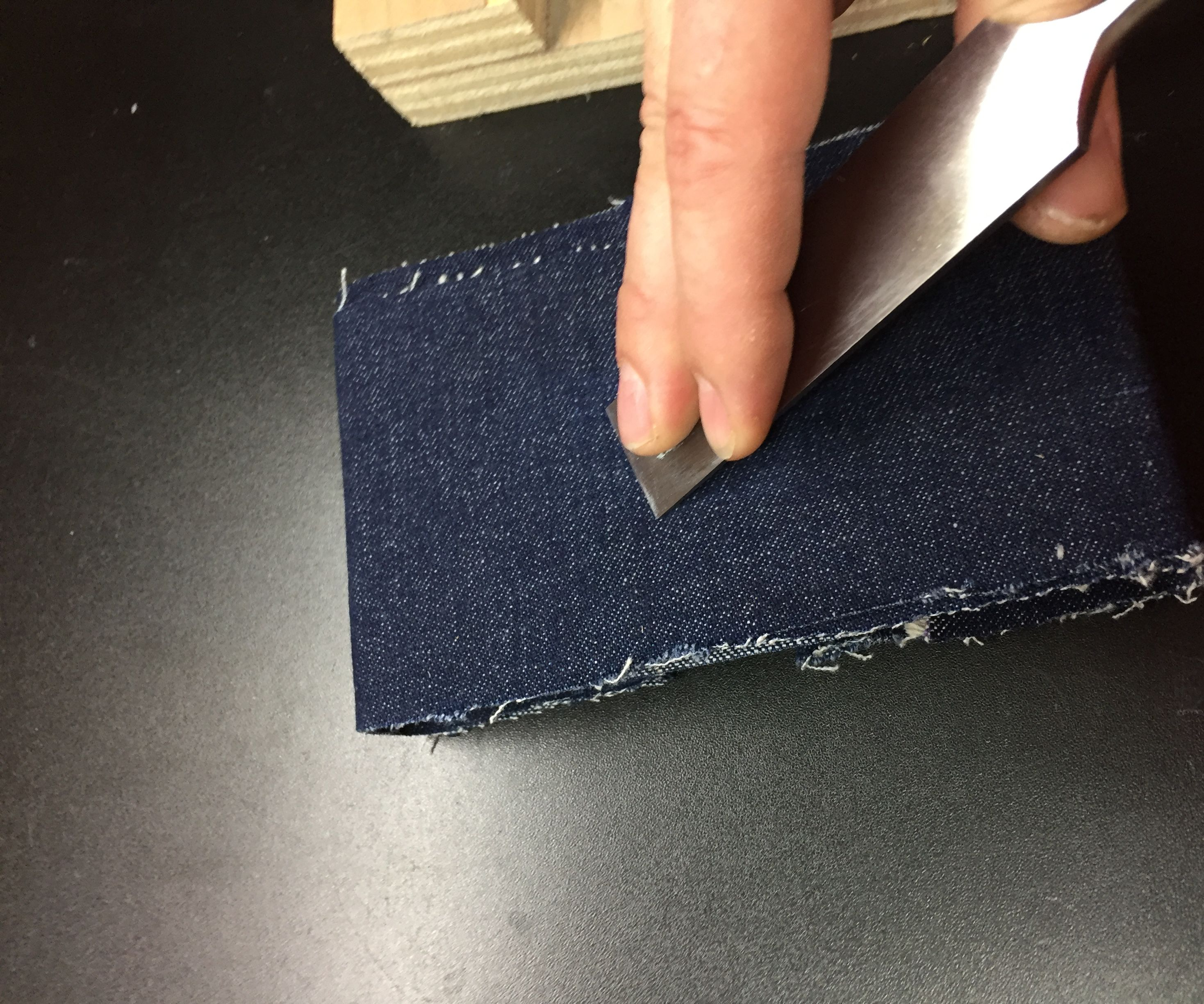 Canvas Strop Block for Blade Polishing