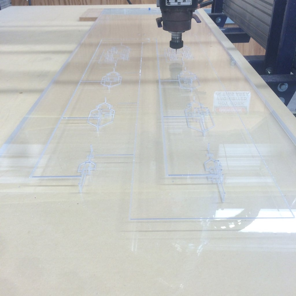 Mill Your Acrylic