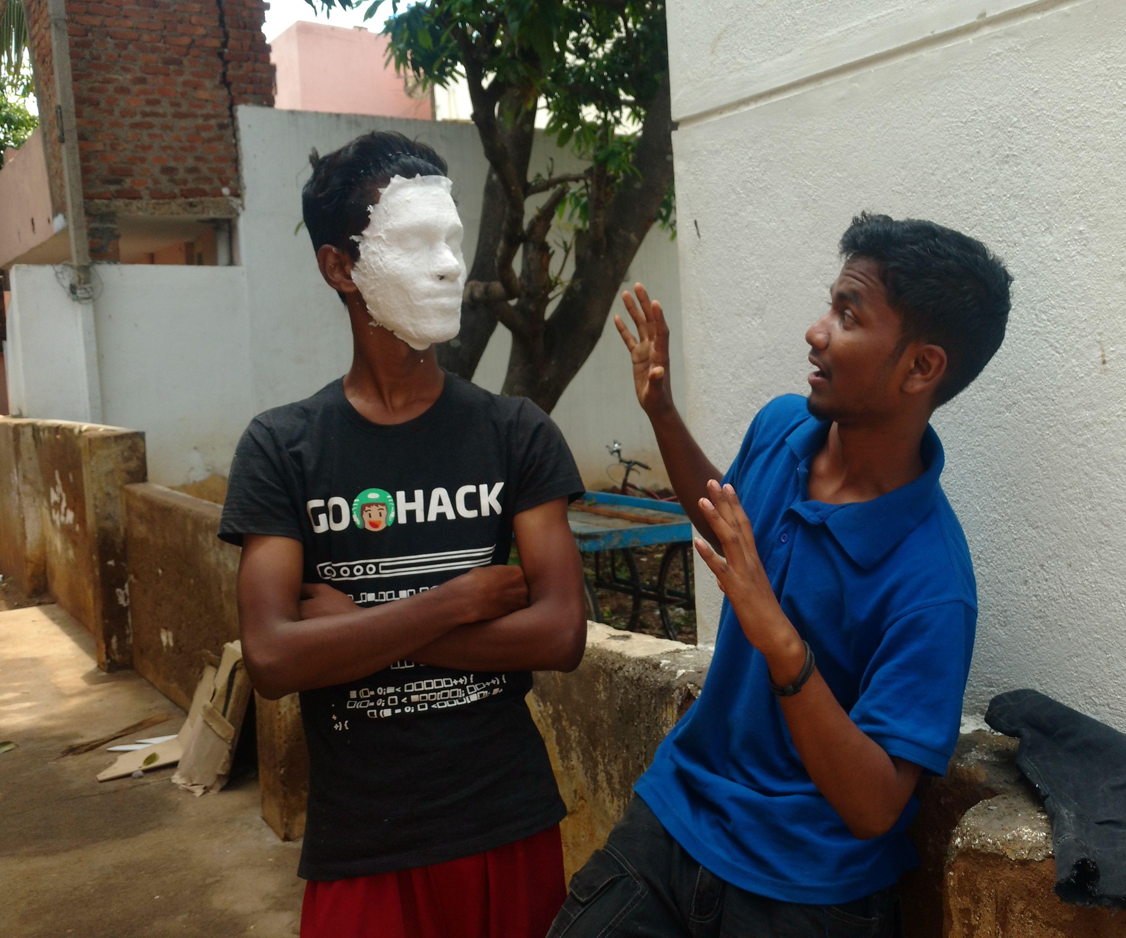 Tissue Mask