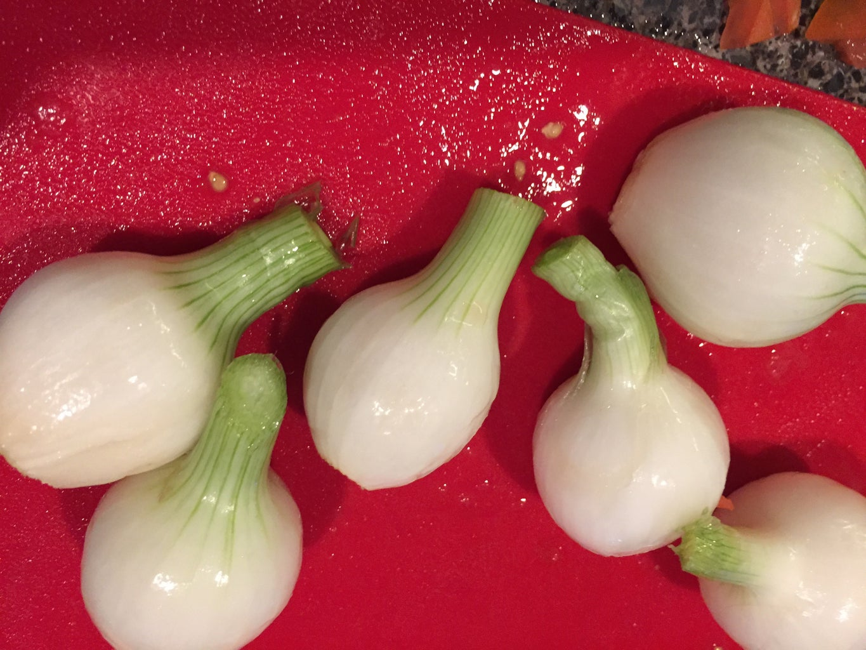 Chop the Onions