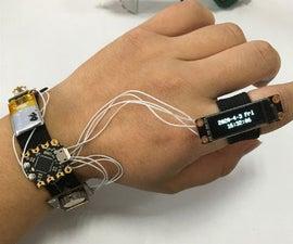 Making an Arduino OLED Ring Clock