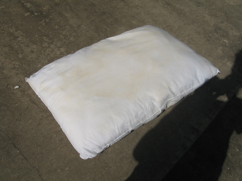 Quick, easy and free pregnancy pillow