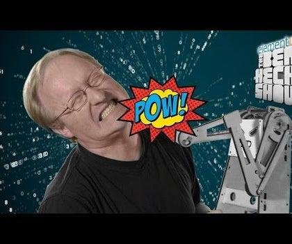 Ben Heck's Intel Galileo Bar Brawlin' Bots