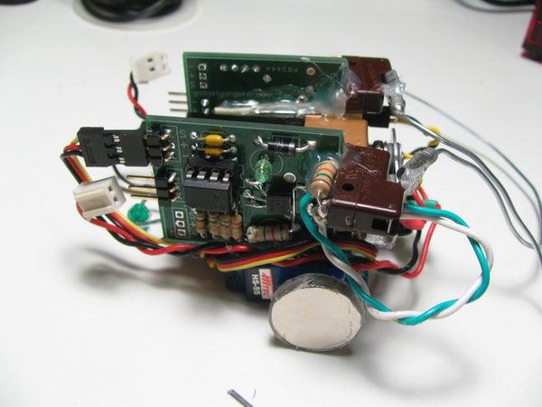 Build a Fridge Climbing Freedombot