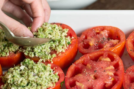 Stuff the Tomatoes