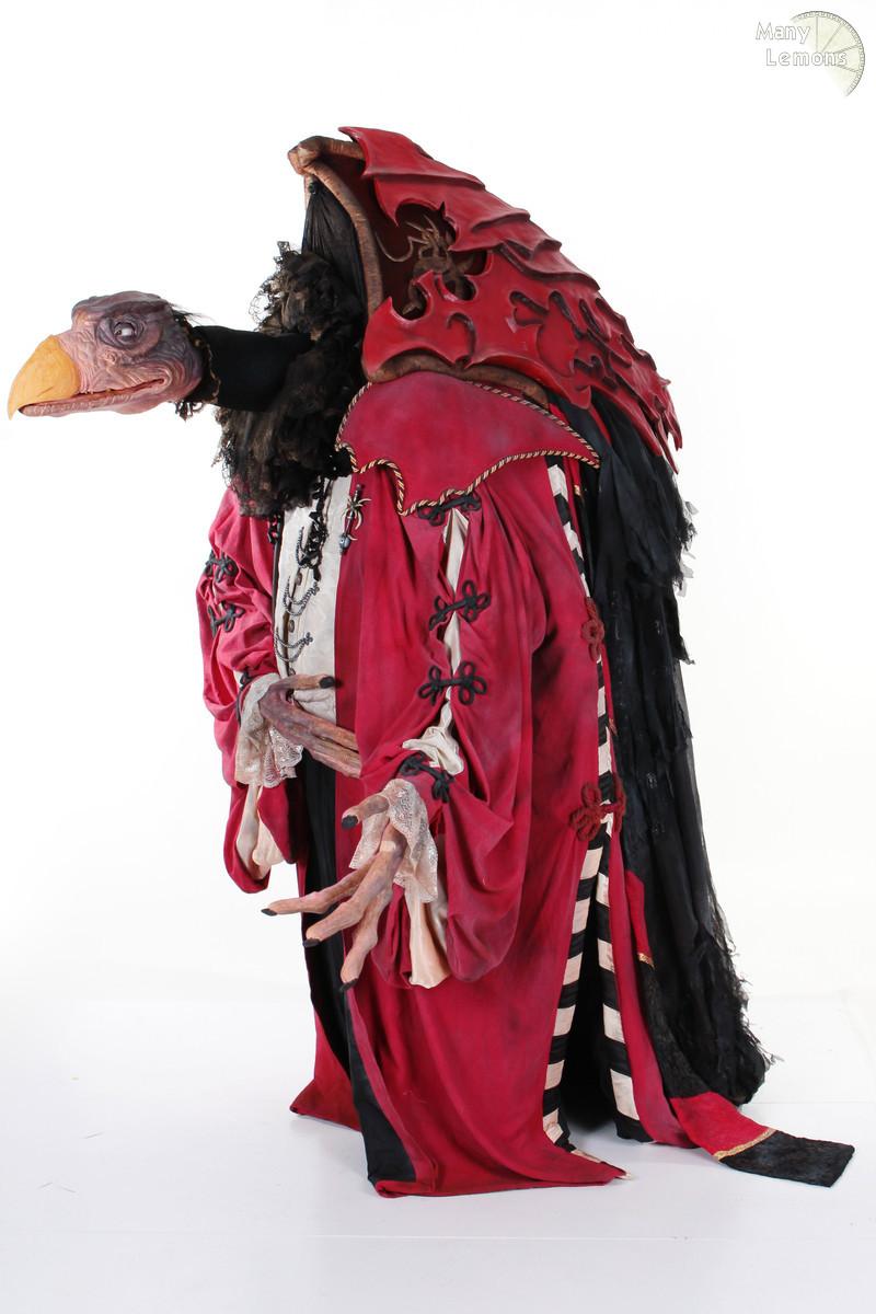 Skeksil, Dark Crystal Chamberlain
