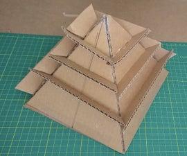 Pyramid Marble Run