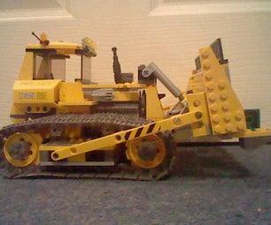 Lego City Digger.