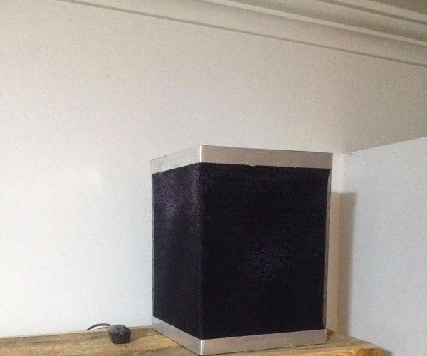 Airplay Cube Speaker