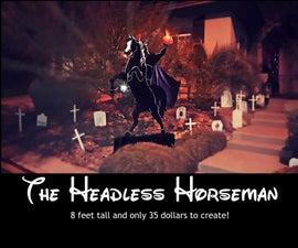 Headless Horseman Decoration