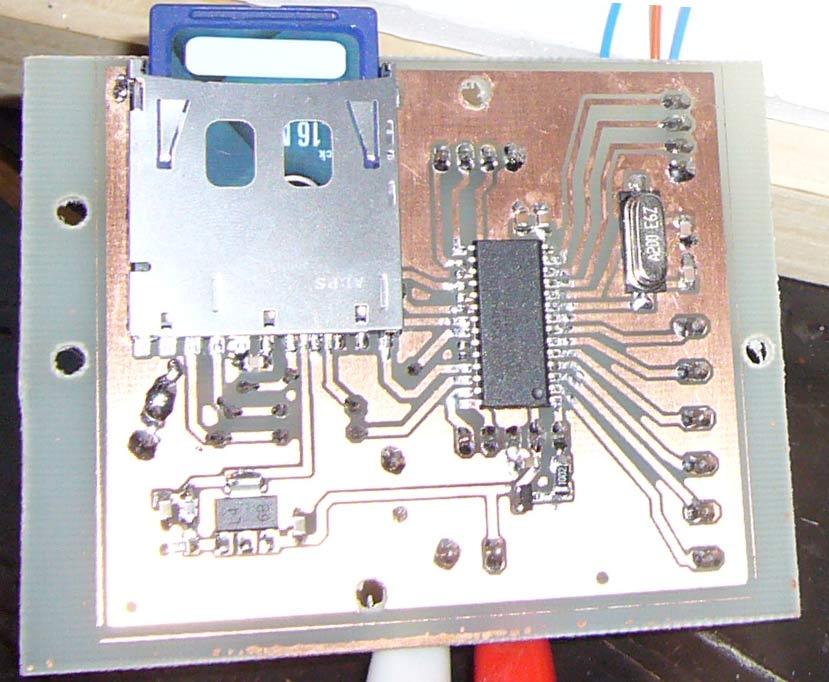 Daft Punk Table Replica Graphics Controller