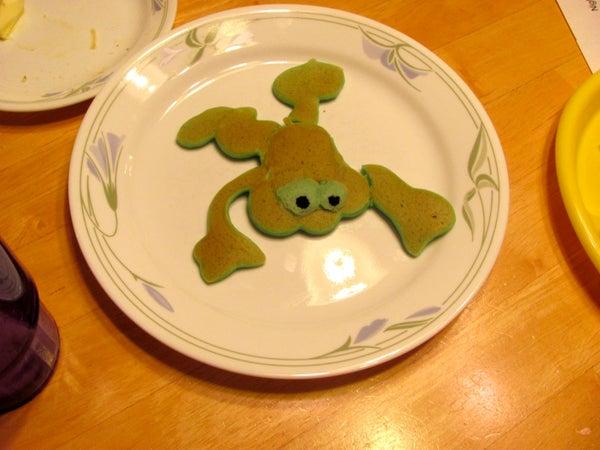 Pancake Frog